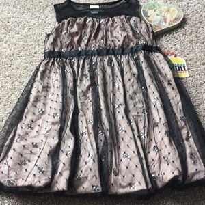 HARAJUKU Girls Formal Dress Size L (10-12)